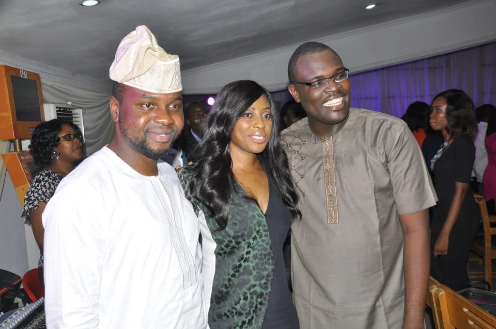 Adebola, Mo Abudu and Chude