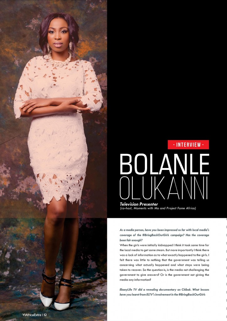 Bolanle interview
