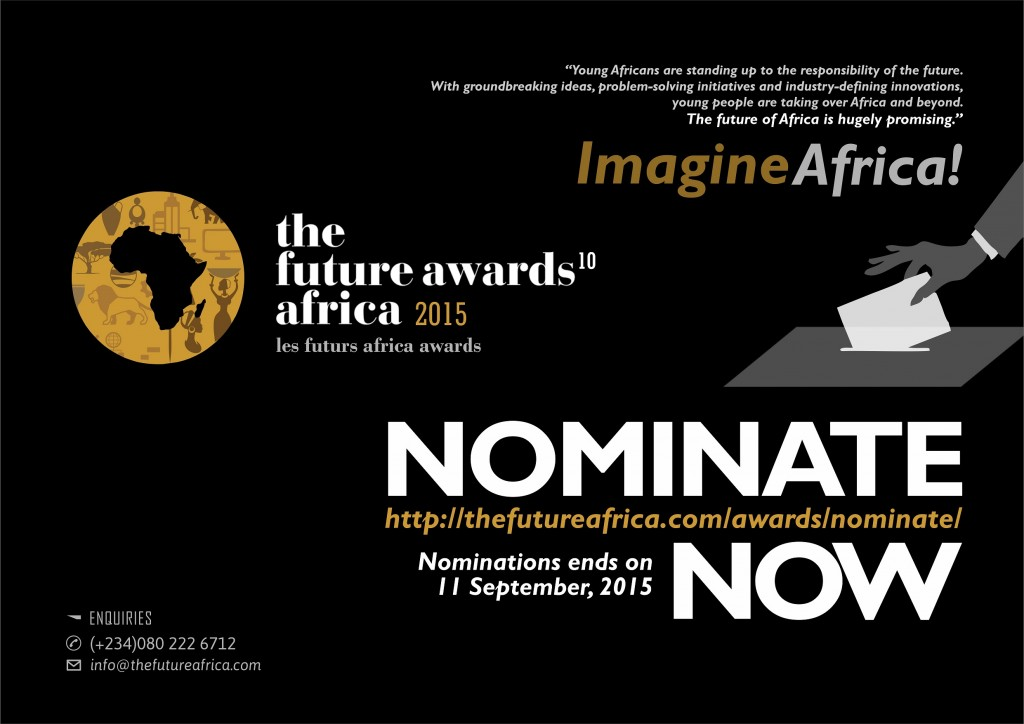 TFAA 15 NOMINATIONS CALL