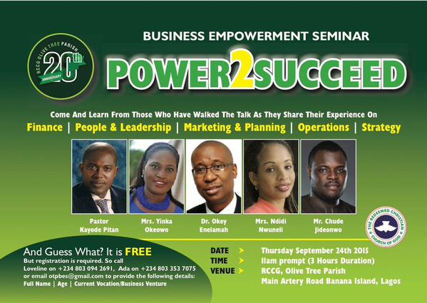 Power2succeed