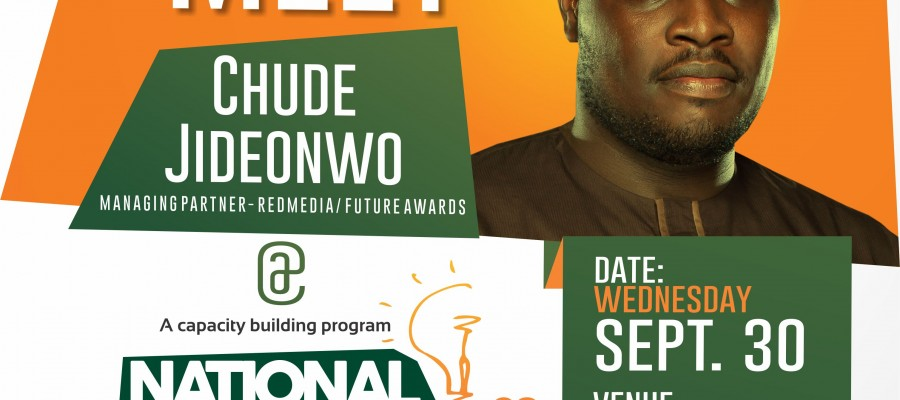 RED Managing Partner, Chude Jideonwo to speak at National Career Fair 2015