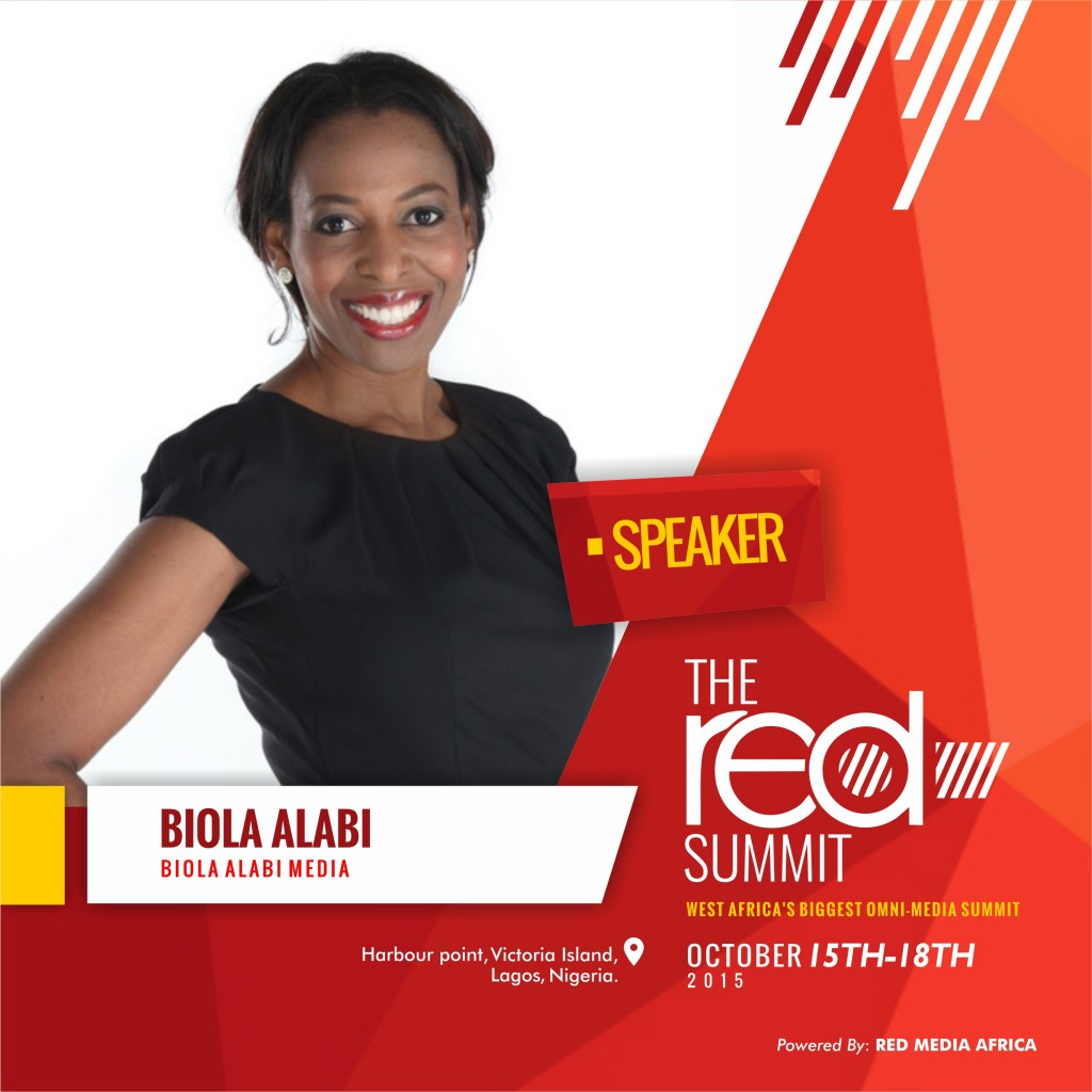 RED SUMMIT IV - BIOLA ALABI