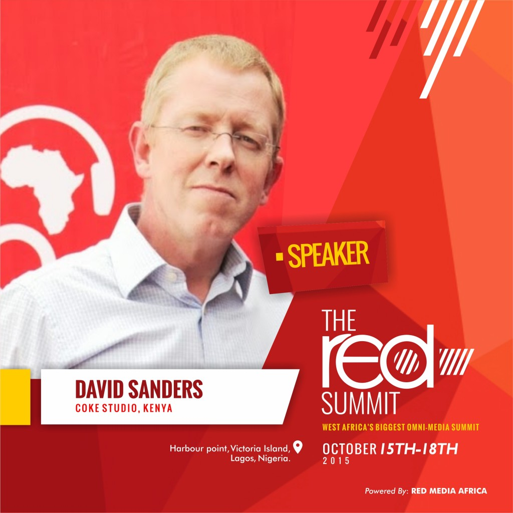 RED SUMMIT MATERIALS - DAVID SANDERS