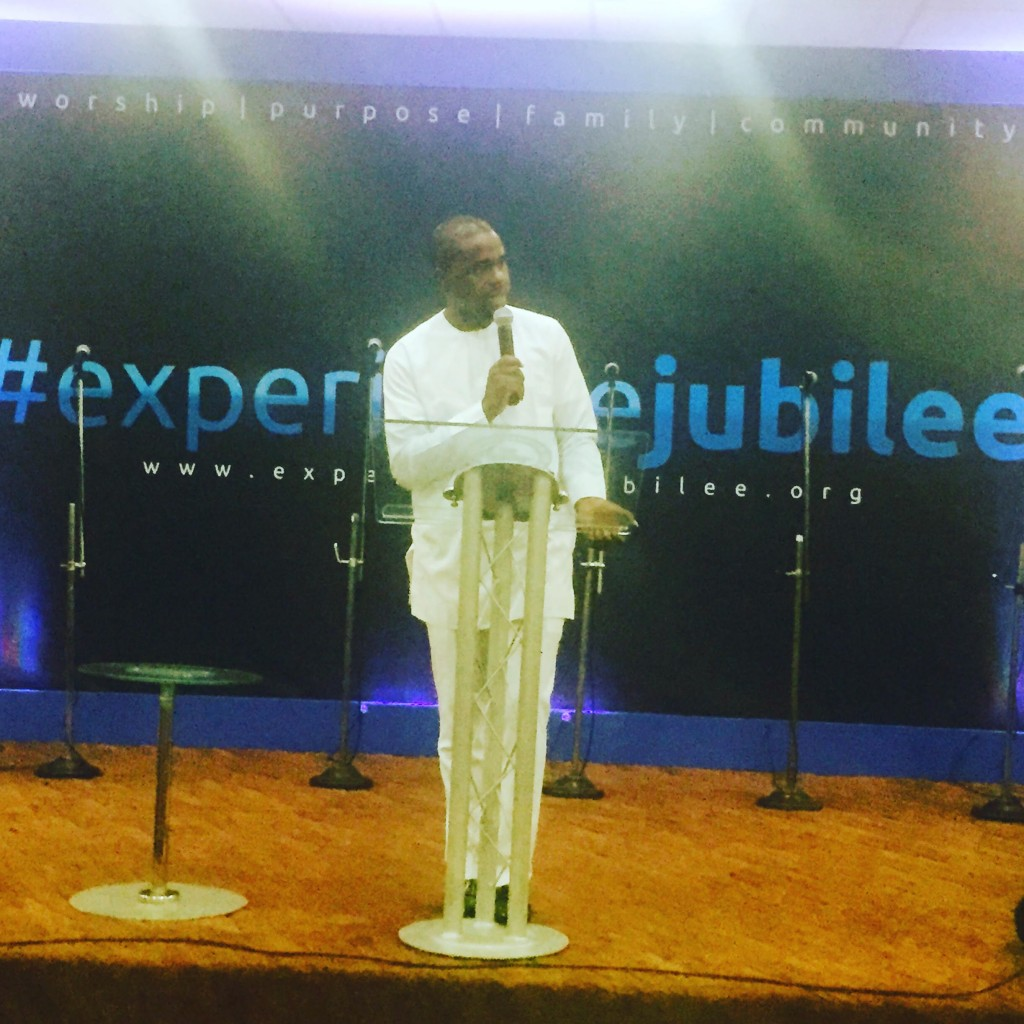 Adebola williams - Experience Jubliee