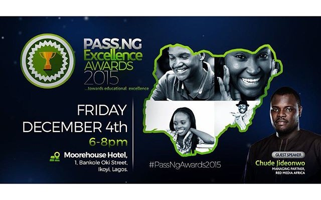 RED Managing Partner, Chude Jideonwo to speak at PassNG Awards