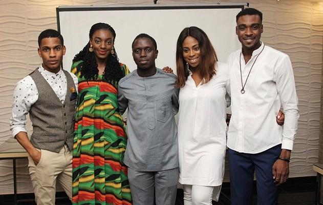 First photos: Denrele Edun, Denola Grey, Zina Anumudu, Bayo Oke-Lawal, and more at the 'eXploring' launch hangout in Lagos