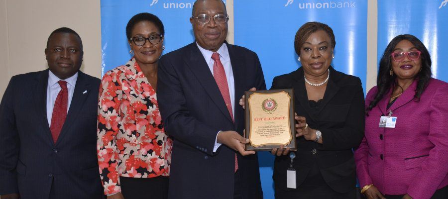 Union Bank wins ITF award for human capital development